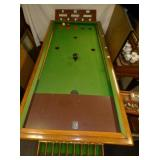 VIEW 3 TOP VIEW SNOOKER POOL TABLE