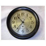 10IN. WWII NAVY SHIPS CLOCK