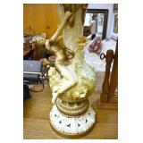 18IN. FIGURAL TABLE LAMP