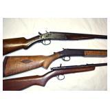 VIEW 3 CLOSEUP IVERY JOHNSON, H&R, CRACK SHOT 22