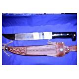 17IN SALVADOR KNIFE