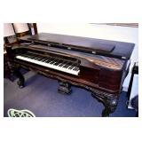 VIEW 4 INSIDE WEBER NY PIANO