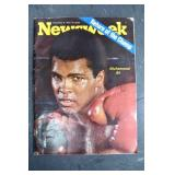 1970 NEWSWEEK MOHAMMED ALI