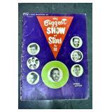 1960 BIGGER SHOW STARS MAGIZINE