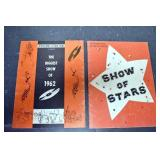 1962 SHOW OF STARS MAG.