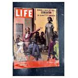 1958 LIFE SEGREGATION MAG.