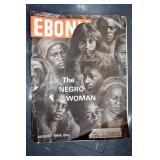 1966 EBONY NEGRO WOMAN MAG.