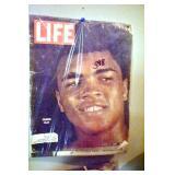 1964 LIFE MAG. MOHAMMOND ALI