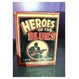 HEROES OF THE BLUES BLACK AMERICANA