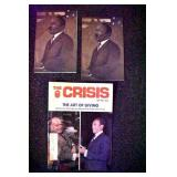 1989 CRISIS BILL COESBY, MLK ITEMS