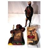 EARLY MAMMIE, OTHER BLACK AMERICANA ITEMS