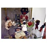GROUP PICTURES BLACK AMERICANA ITEMS