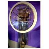VIEW 6 ORNATE HOWARD MILLER WALL CLOCK