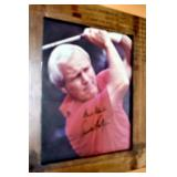 VIEW 2 ARNOLD PALMER AUTOGRAPHED
