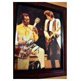 11X13 AUTOGRAPHED CHARLIE KING