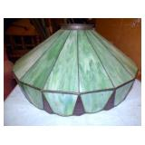 24IN STAINED GLASS SHADE