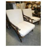 CLEAN MID CENTURY CHAIRS
