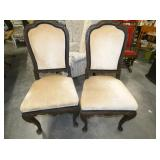 CLEAN PARLOR CHAIRS