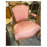 EARLY PARLOR CHAIR