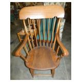 MAPLE CHILDS CHAIR