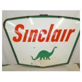 VIEW 2 OTHERSIDE PORC. 5FT. SINCLAIR SIGN W/ DINO