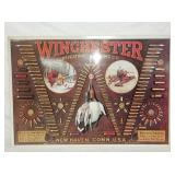 16X23 WINCHESTER AMMO SIGN