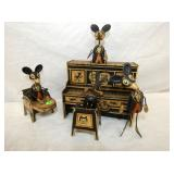 RARE COMPLETE MARX MERRYMAKERS MOUSE BAND