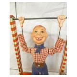 VIEW 3 CLOSEUP HOWDY DOODY ACROBATIC NOVELTY TOYS