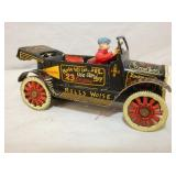 RARE 5IN MARX OLD JALOPY WINDUP W/ DRIVER
