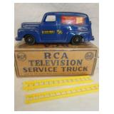 VIEW 2 OTHERSIDE RCA TV SERVICE TRUCK