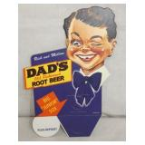 8IN DADS ROOT BEER BOTTLE TOPPER