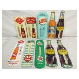 GROUP PICTURE ADV. THERMOMETERS
