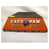 12X12 CATS PAW THIN LIFTS STORE DISPLAY
