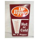 6 1/2X12 DR. PEPPER HOT OR COLD THERM.