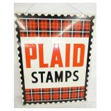 VIEW 2 OTHERSIDE PLAID STAMPS SIGN