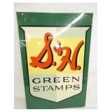 20X30 S&H GREEN STAMPS SIGN