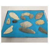 COLLECTION NC ARROW HEADS