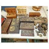 COLLECTON VARIOUS SCALE WEIGHTS