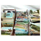 COLLECTION US TOURIST ATTRACTIONS CARDS