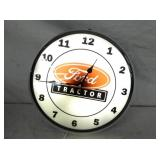 15IN CLOCK ADV FORD TRACTOR