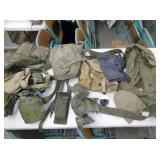 COLLECTION MILITARY ITEMS