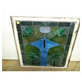 VIEW 2 OTHERSIDE STAINED GLASS 36X36
