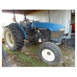2000 MODEL TN65 NEW HOLLAND TRACTOR