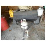 5FT. GAS COOKER