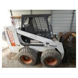 BOBCAT 853 GREAT CONDITION READY TO WORK