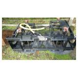 LIKE NEW 7FT. SKID STEER GRAPPLE