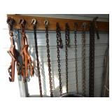 CHAIN BINDERS AND CHAINS