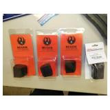 RUGER 10/22 MAGS,GLOCK MAGS LOADER