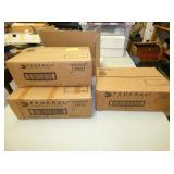 3 BOXES 250 FEDERAL 12GA. 2 3/4 AMMO