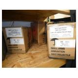 BOXES 1000 ROUND PARTIZAN AMMO